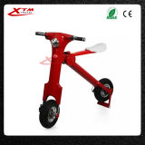 Mini E bicicleta eléctrica plegable barata de la bici 48V 350W de China