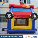 Opblaasbare Uitsmijter van het Huis van de Auto van het Stuk speelgoed van het Spel van Bouncy de Springende voor Verkoop