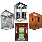 Maschinen-Raum-Passagier-Aufzug mit unbehaartem Edelstahl