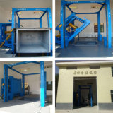 Compresor automático de la eliminación de basura de la planta de China
