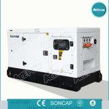 50kw Soundproof Diesel Generator avec l'ATS