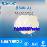 Stevig Poeder Polydadmac (het polychloride van het diallyl dimethyl ammonium)