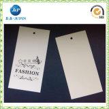 Бирка Hang одежды шнура самого лучшего типа цены нового пластичная (JP-HT064)
