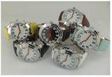 Reloj de Braille del reloj del italiano que habla árabe