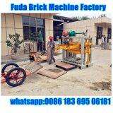 Tipo pequeno de China da máquina da máquina do bloco/bloco de cimento de Habiterra