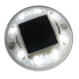 IP68 katzenauge-Straßen-Stift des Aluminium-8PCS LED Solar