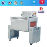 Elektrisch Gedreven Type en de Automatische Automatische Verpakkende Machine van de Krimpfolie van de Hitte van de Rang