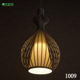 Home Lighting Modern Chandelier luz / iluminação Pendant Byzg 1009