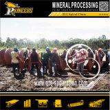 Ontwerp van de Helling van de Scheiding van de Glasvezel van China het Professionele Minerale Spiraalvormige