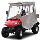 Электрическое багги 2seat /Golf хоппера груза, крышка дождя