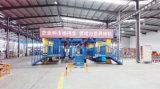 Doppelter Verkleinerungs-Gang-Motor 2.5 Tonnen-elektrische Kettenhebevorrichtung mit Laufkatze