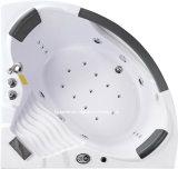 Vasca da bagno europea di massaggio di stile con il pannello di controllo del calcolatore (CDT-003)