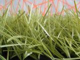 اصطناعيّة/اصطناعيّة عشب مغزول مع لون عشب