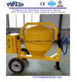 600 리터 중국 구체 믹서 기계