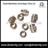 Support, support de cylindre de la sûreté et pièces tournées par matériel de garantie