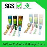 La alta calidad de diseño de logotipos impresos cinta adhesiva de BOPP para el Envasado