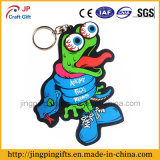 2016 Promotional卸し売りGifts Custom Soft Rubber 3D PVC Key Chain