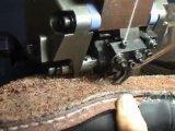 Doppelte Nadel Xs0150 Goodyear Schuh-Borte-Nähmaschine
