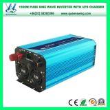 1500W True чисто инвертор волны синуса солнечный с заряжателем UPS (QW-PJ1500UPS)