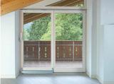Stoffa per tendine di alluminio isolata calore Windows con la glassa triplice