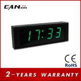 "[Ganxin] 1개의 "" 소형 디지털 표시 장치 카운트다운 벽 LED 시계"