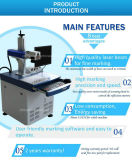 Metalllaser Marking Machine Fiber 20W Ipg/Raycus Factory Discount 5%
