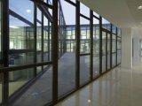El envase prefabricado moderno de la casa del envase se dirige las puertas de aluminio