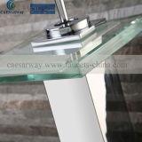 Rubinetto di imbroglione LED Del Lavabo Basin di Cascada Grifos con la filigrana approvata per la stanza da bagno