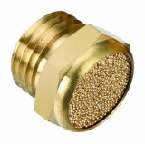 Silenciador neumático del silenciador con el CE (tipo de V)