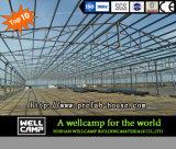 Edilizia d'acciaio modulare della struttura d'acciaio del gruppo di lavoro di Wellcamp