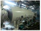 Линия штрангя-прессовани трубы PE/HDPE пластичная