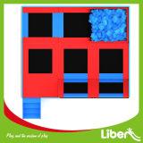 Trampoline pequeno interno do fabricante de Liben para crianças