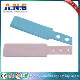 RFID病院の使用のための柔らかいPVC Wirstband札