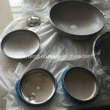 Protezioni di alluminio della testa del coperchio del tubo della protezione di alluminio dell'estremità