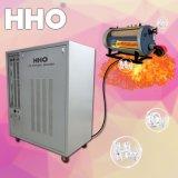 Generatore ossidrico per la caldaia di cascami di calore