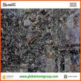 Natürliche Qualitätsvolga-blauer Granit für Gegenoberseite/Countertop