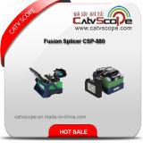 Encoladora de fibra óptica Csp-800 de la fusión