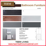 Installation fisso Type e Solid Wood Carcase Material Bath Vanity