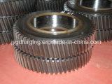 鍛造材AISI4340の鋼鉄斜めのピニオンギヤ