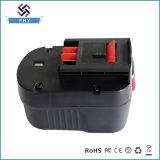 Ni-КОМПАКТНЫЙ ДИСК Black&Deker батареи електричюеского инструмента 14.4V 2000mAh