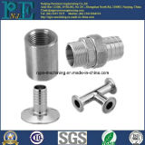 カスタマイズされたステンレス鋼CNCの機械化の付属品