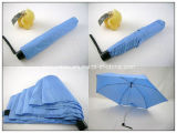 極度のLight Three Folding Manual Open Pencil Umbrella 6k