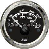 Temperatura quadrata Gauge Meter Fpyr-50-150 di 52mm Oil con Temp Sensor