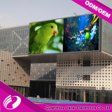 Im Freien farbenreicher P6 Bildschirm mit druckgießendem Aluminiumschrank