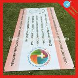Kundenspezifische bekanntmachende Vinyl-Belüftung-Fahne mit Ösen