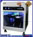 preço do marcador do laser da máquina de gravura do laser 3D de cristal
