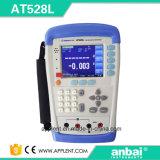 Verificador Handheld da resistência interna da bateria com relação cobrando (AT528)