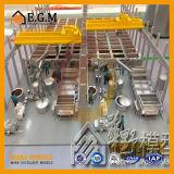 De industriële Modellen van de Planning Modellen/Urban&Master van de Tentoonstelling van Modellen/de ModelMaterialen van de Bouw