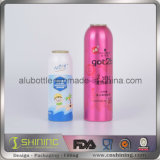 Aluminiumaerosol-leere Spray-Dose viele Größen