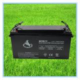 12V 150ah nachladbare SolarMf tiefe Schleife-Leitungskabel-Säure-Batterie